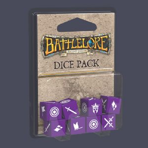 Battlelore (Second Edition) : Dice Pack